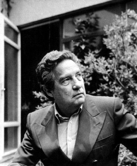 Poet, essayist, and Nobel laureate,  Octavio Paz