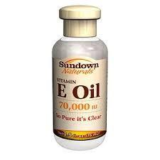 Vitamine E olie, cocos olie voor huis en haar