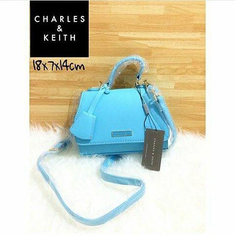 Charles & Keith Mini Handbag Rp. 380,000