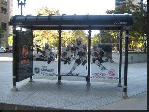 VERSUS Bus Shelter 2