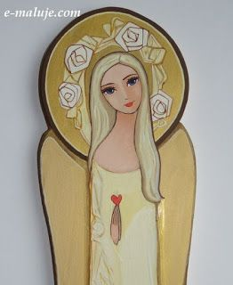 e-maluje Anioły ...: Anioł