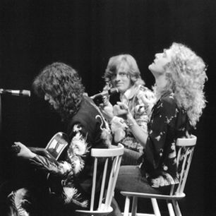 Led Zeppelin Jimmy Page Robert Plant John Bonham John Paul Jones Acoustic Live Performance