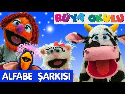 Alfabe Şarkısı - ABC şarkısı Türkçe - ABC song Turkish - RÜYA OKULU - YouTube