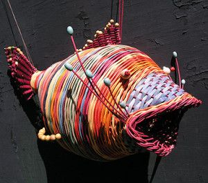 fish basket for Morgan