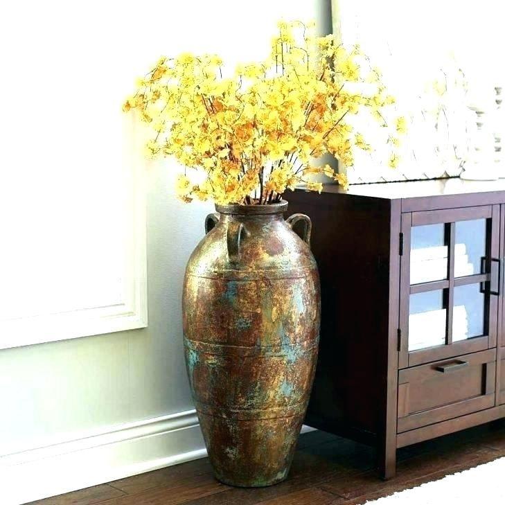Brainy Decorative Floor Vases Bamboo Sticks Graphics Beautiful