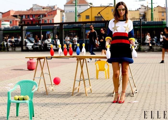 Style de rue: des looks urbains (Photo Imaxtree) | Elle Québec
