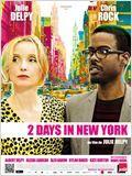 201. 2 Days In New York, 2012, film de Julie Delpy avec Julie Delpy, Chris Rock, Albert Delpy