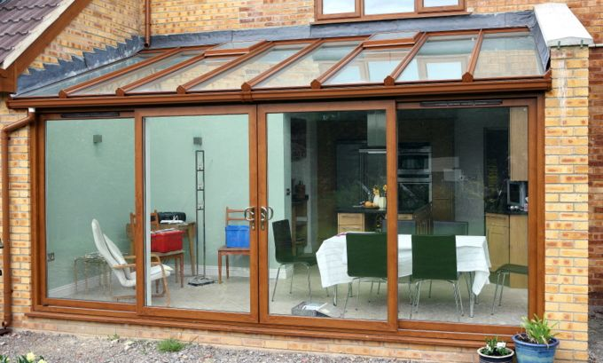 Lean-to Conservatory Project 4