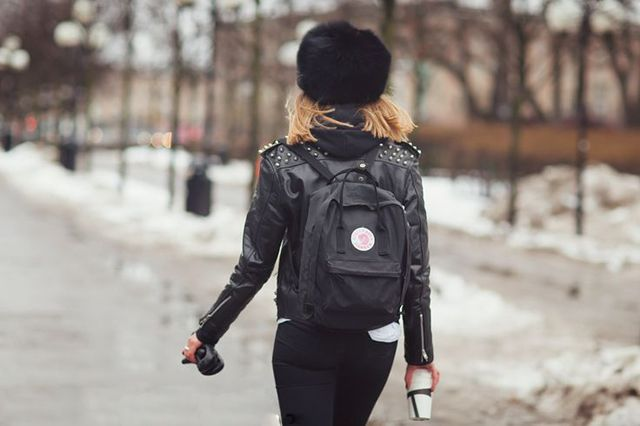 Kånken Kånken daypack. Fjällräven, which means Arctic Fox in Swedish, originally designed the Kånken in 1978 for kids with back problems due to book carrying. Today this iconic Swedish brand has become a beloved icon for generations all around the world