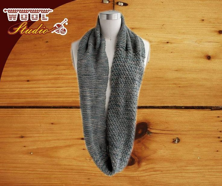 Winter is coming and it's a good idea to start knitting scarves to keep you and your loved ones warm and stylish in the cold weather. Click on the link for the pattern of this gorgeous one http://apost.link/5DU. #yarnaddicts #TheWoolStudio #wool