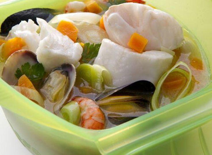 Sopa de Pescado (2 pers.)