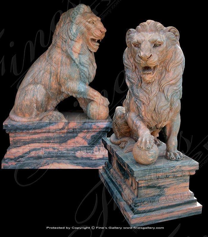 1000 images about lion statue on pinterest. Black Bedroom Furniture Sets. Home Design Ideas