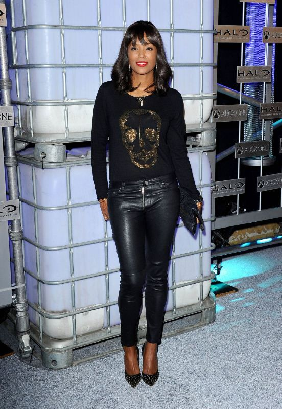 aisha-tyler-halo-master-chief-collection-launch-hollywood