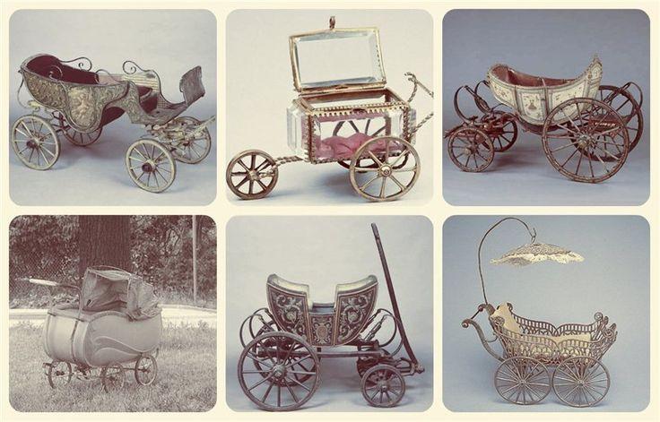 Старинные детские коляски - Вся жизнь - театр... абсурда