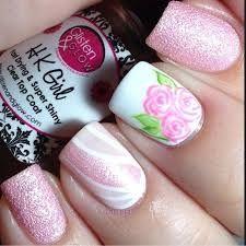 Resultado de imagen para uñas decoradas de flores