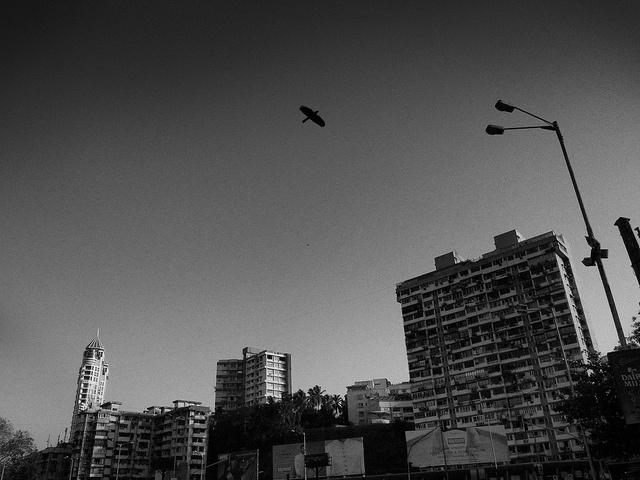 Over Mumbai by Arun Shah Masood, via Flickr