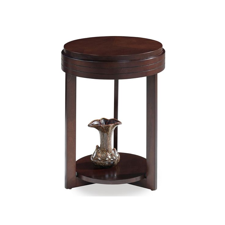25 Best Ideas About Round End Tables On Pinterest Decorating End Tables Rustic Side Table