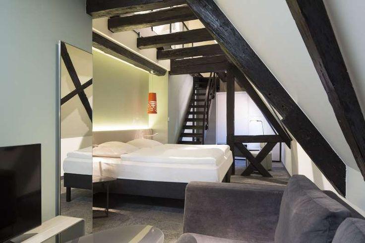 Galerie Photos Chambres | Hôtel 4 étoiles dans le Centre ville historique de Colmar | Hôtel Le Colombier | Alsace (67) | Site Officiel