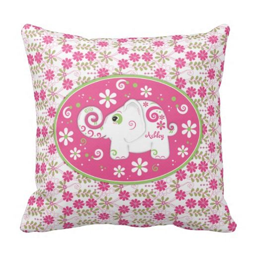 Pink Turquoise Girly Chic Floral Paisley Pattern Rug By: 74 Best Floral Throw Pillows Images On Pinterest