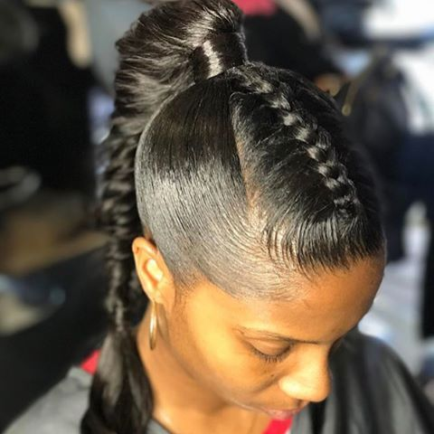 chicago hair style the 25 best weave ponytail ideas on braids 2965