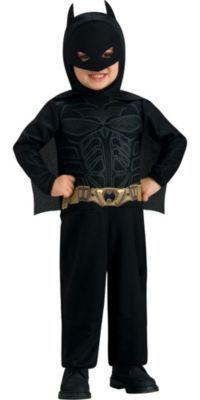 Toddler Boys Batman Costume - The Dark Knight Rises, I can make this for about $7...