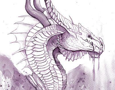 "Check out new work on my @Behance portfolio: ""Dragon con vino"" http://be.net/gallery/61719379/Dragon-con-vino"
