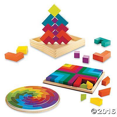 Pattern Play: Set of 3