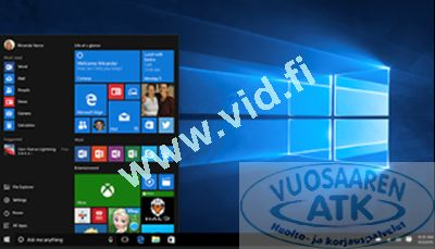 Download the Windows 10 disk image (ISO file)