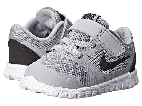 Nike Kids Flex 2015 Run (Infant/Toddler) Game Royal/Black/White 4 - Zappos.com Free Shipping BOTH Ways