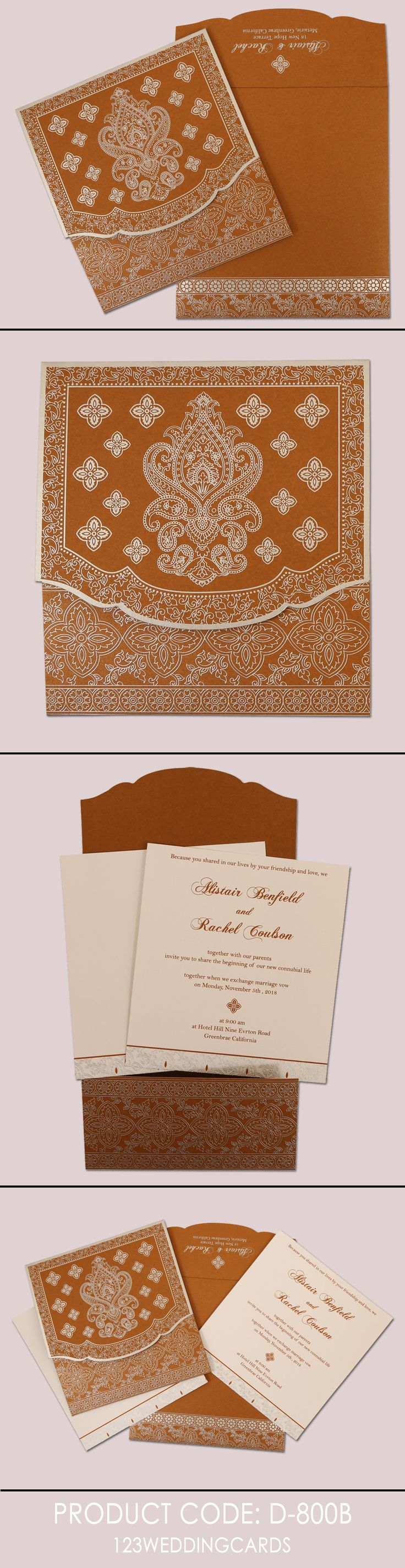 matter for wedding invitation in gujarati%0A Shimmery screen printed wedding invitations   in   b