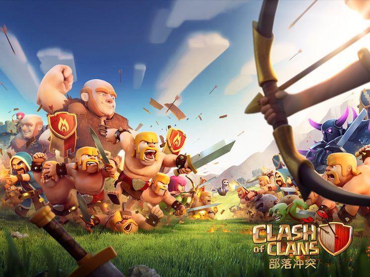 部落冲突+(Clash+of+Clans)+apk-1.png (1055×791)