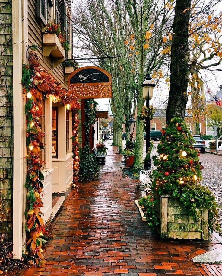 "a nantucket summer on Instagram ""Merry Christmas 1st to"