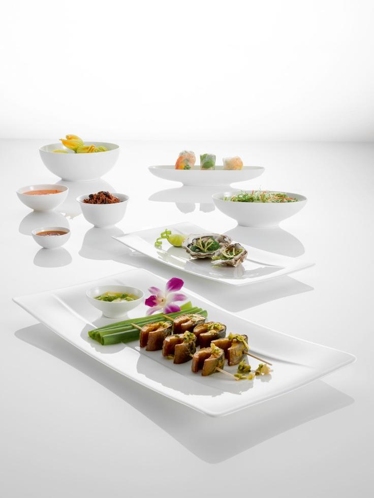 Kostní porcelán a sushi? Samozřejmě!
