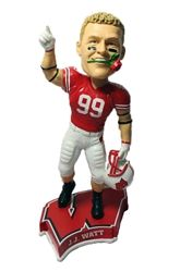 JJ Watt Wisconsin Badgers Rose Bowl Bobblehead