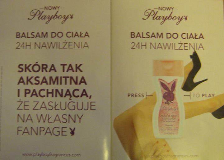 To była fajna kampania, jeszcze trwa, ale zbliża się ku końcowi. A Ty znalazłaś swój ulubiony zapach? #BalsamyPlayboy https://www.facebook.com/photo.php?fbid=768611586505892&set=o.145945315936&type=1