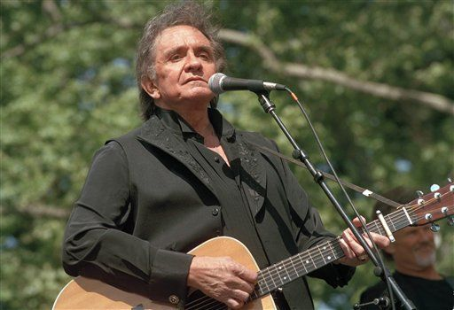 """I Won't Back Down"" by Johnny Cash won't be played anytime soon on Stormfront Radio..."