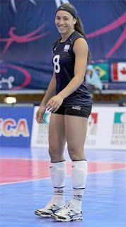 Famous Volleyball Players - Emilce Sosa