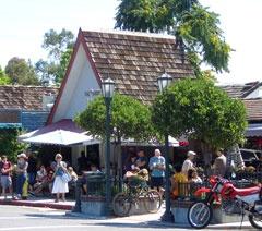 Los Gatos farmers market