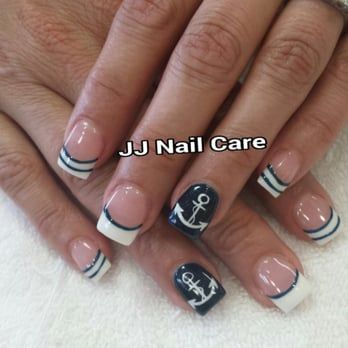 Anchor nail design. - Yelp