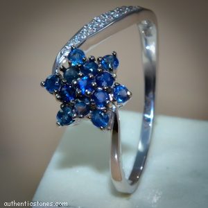 925 Sterling Silver Jewellery    Zircon Silver Ring    shopping.ebizz@gmail.com