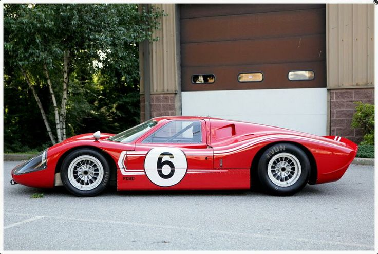Ford GT40 MkIV http://www.classicracecarsales.com/listing/2605