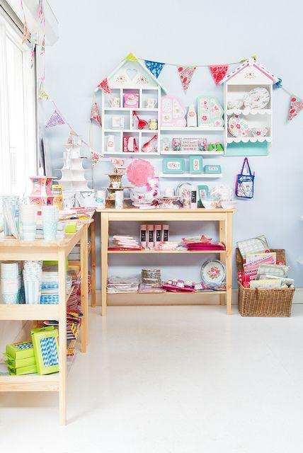 Lark Shop | Daylesford, Australia  id love to visit Allison's shop oneday...