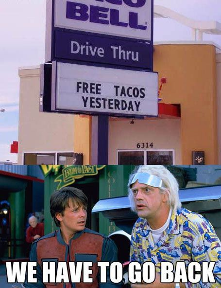 The 25 Funniest Moments In Taco Bell History