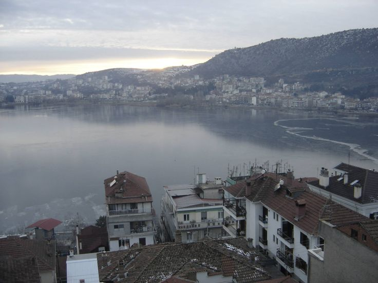 Kastoria, Stamos photo, January 2015