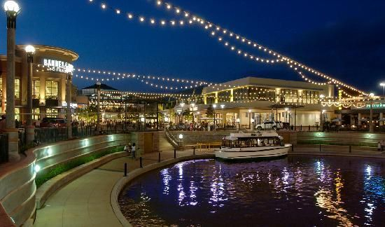 The Woodlands, TX. A beautiful place