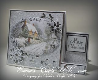 Emmas Cards UK: 'Merry Christmas'