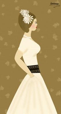 Ρετρό ή vintage  retro/vintage dress