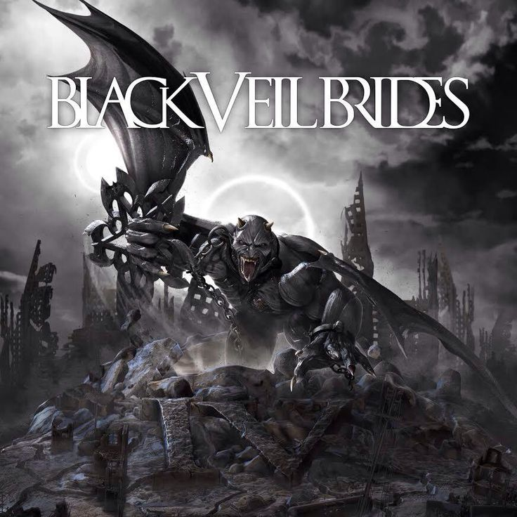 New album artwork!!! BLACK VEIL BRIDES IV ~ COMING OUT OCT.28.14!!!! CANT WAIT