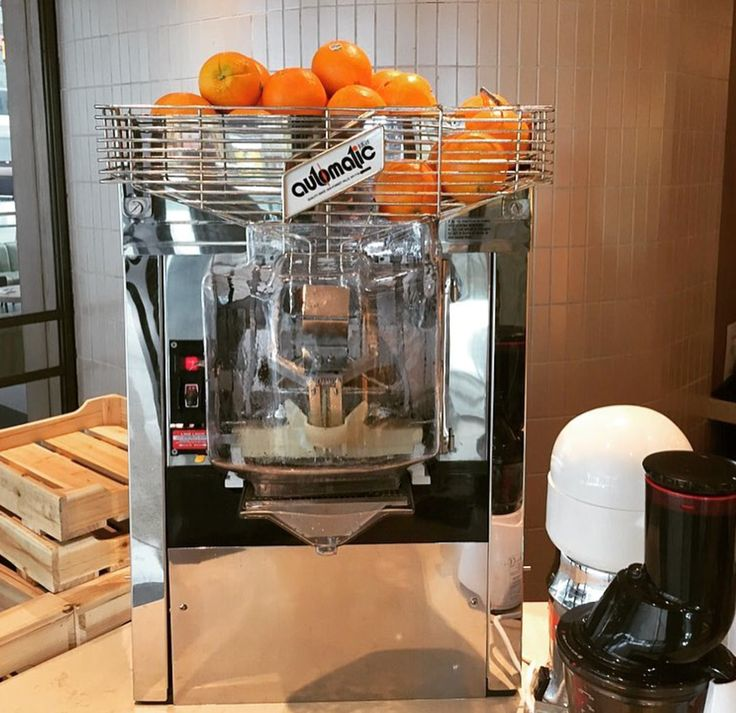 Automatic Juicer W46 For Customer In Hong Kong Orange Juicer Juice Machine Juicer  Juicing Stainless Steel