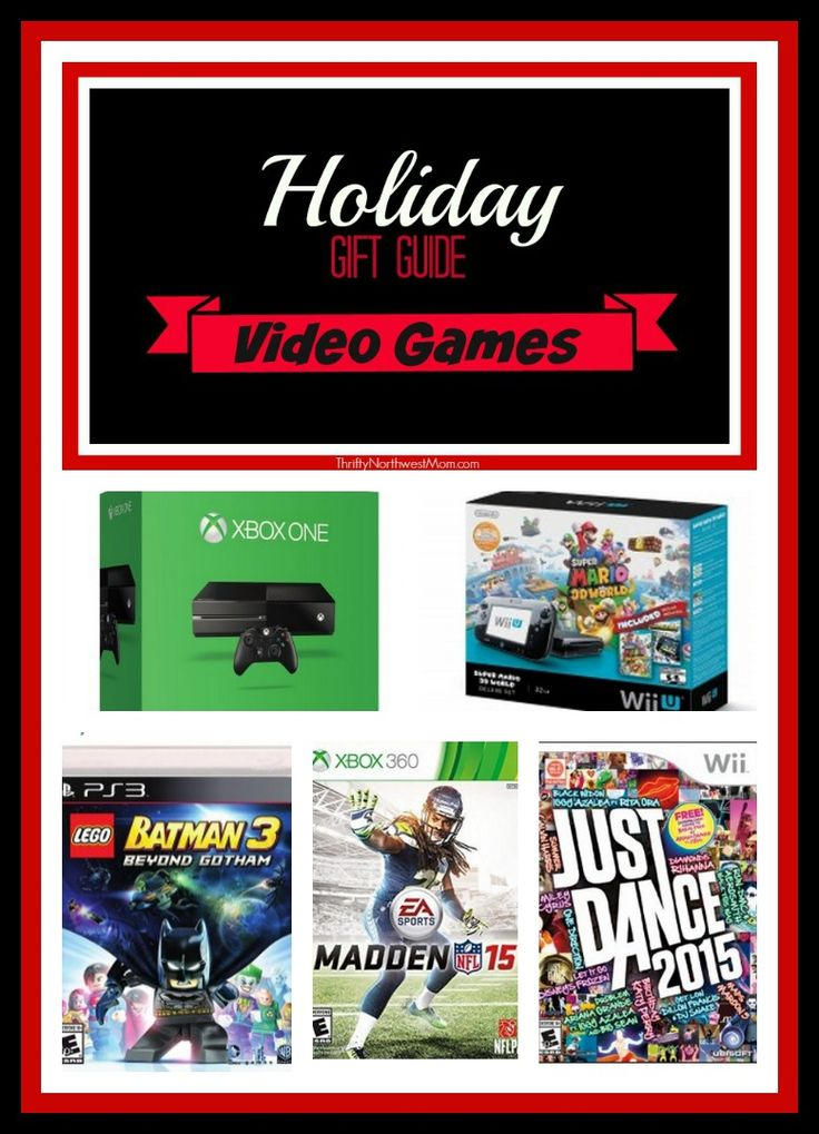 Great Gift Ideas For Wife On Christmas Part - 34: Video Game Gift Guide U2013 Games, Consoles U0026 More!